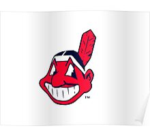 America's Game - Cleveland Indians Poster