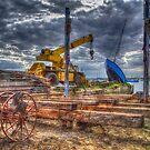 Dry Dock by Nigel Bangert