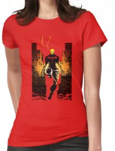 Iron Fist Living Weapon Womens Fitted T-Shirt
