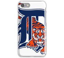 America's Game - Detroit Tigers iPhone Case/Skin