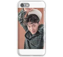 EXO LAY YIXING LUCKY ONE EX'ACT iPhone Case/Skin