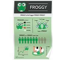 Froggy: an Infographic Poster
