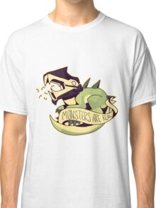 Monsters Are Real Classic T-Shirt