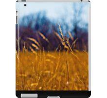 Tall Grass in Kansas iPad Case/Skin