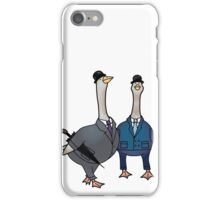 City geese iPhone Case/Skin