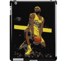 LeBron James got one Championship for Cleveland iPad Case/Skin