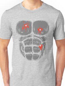 Harambe Halloween Costume - Shot Gorilla Chest Unisex T-Shirt