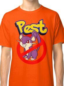 Rattata pest Classic T-Shirt