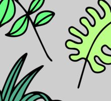 Leaves & Greenery Sticker