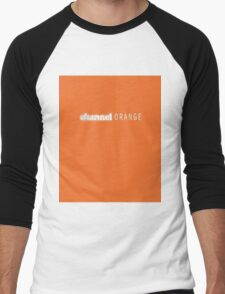 Frank Ocean Channel Orange  Men's Baseball ¾ T-Shirt