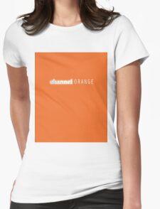 Frank Ocean Channel Orange  Womens Fitted T-Shirt