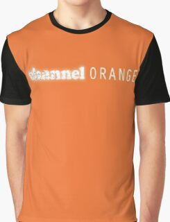 Frank Ocean Channel Orange  Graphic T-Shirt