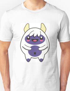 cute purple monster Unisex T-Shirt