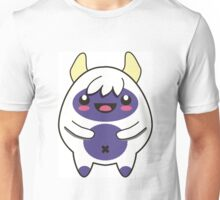 cute purple monster Unisex T-Shirt