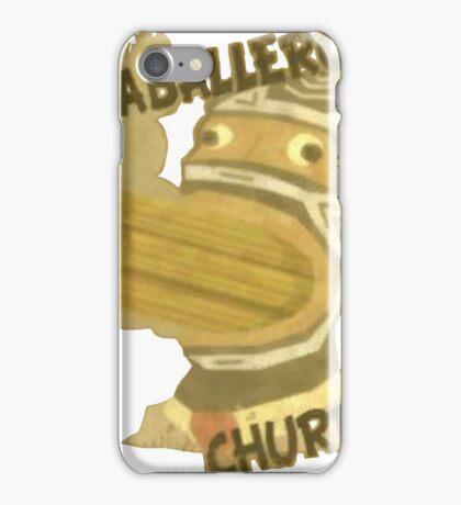 Caballero Churros iPhone Case/Skin