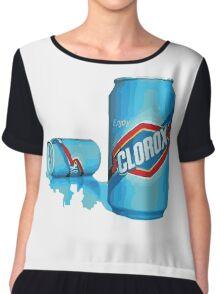 enjoy clorox can Chiffon Top