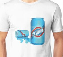 enjoy clorox can Unisex T-Shirt