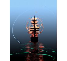 Sail On Photographic Print