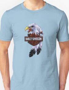 harley-davidson cycles  Unisex T-Shirt