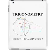 Trigonometry iPad Case/Skin