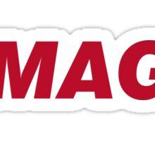 Make America Great Again (MAGA) Sticker