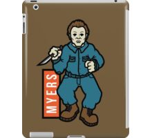 Michael Myers iPad Case/Skin