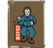 Michael Myers iPad Case/Skin