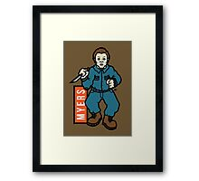 Michael Myers Framed Print