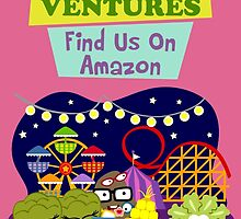 Veggie Ventures by Sonia Pascual