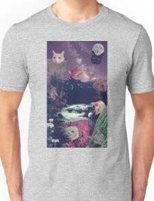 cat surprise Unisex T-Shirt