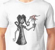 A Delicate Heart Unisex T-Shirt
