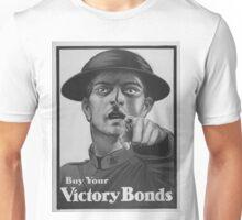 Vintage poster - Victory Bonds Unisex T-Shirt