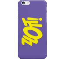 Zlott iPhone Case/Skin