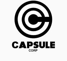 capsule corp black logo Unisex T-Shirt