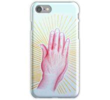 Praying Hands iPhone Case/Skin