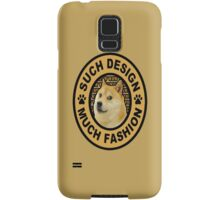 doge (such design much fashion) Samsung Galaxy Case/Skin