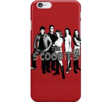 BTVS CAST (S1): The Scoobies! iPhone Case/Skin