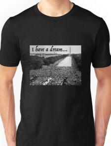 Martin Luther King Jr. - MLK I Have A Dream Speech Unisex T-Shirt