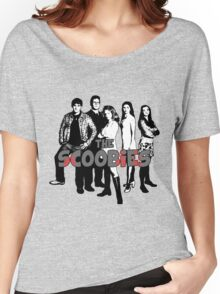 BTVS CAST (S1): The Scoobies! Women's Relaxed Fit T-Shirt