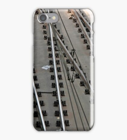 Criss Crossing iPhone Case/Skin