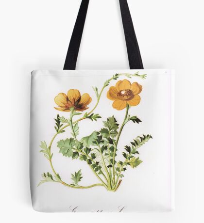 Botanical Prints Tote Bag