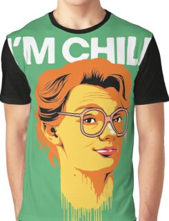Chill Barb Graphic T-Shirt