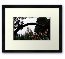 Matterhorn in the Spring Framed Print