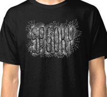 Spooky Webs White Classic T-Shirt