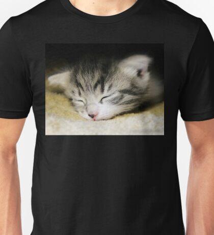 Teeny Baby Sleepy Head Unisex T-Shirt
