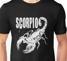 SCORPIO-SCORPION Unisex T-Shirt