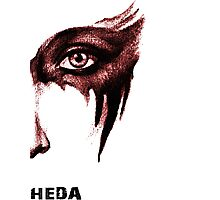 Heda Face Photographic Print