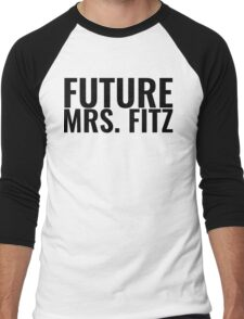 Future Mrs. Fitz Men's Baseball ¾ T-Shirt