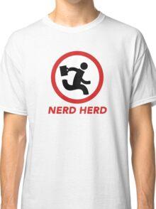 Nerd Herd 1 Classic T-Shirt