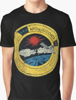 Apollo Soyuz Vintage Emblem Graphic T-Shirt